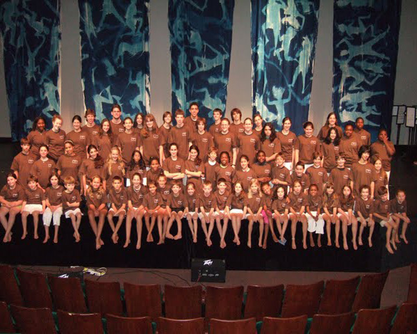 Theater at Friends Academy, Locust Valley, NY